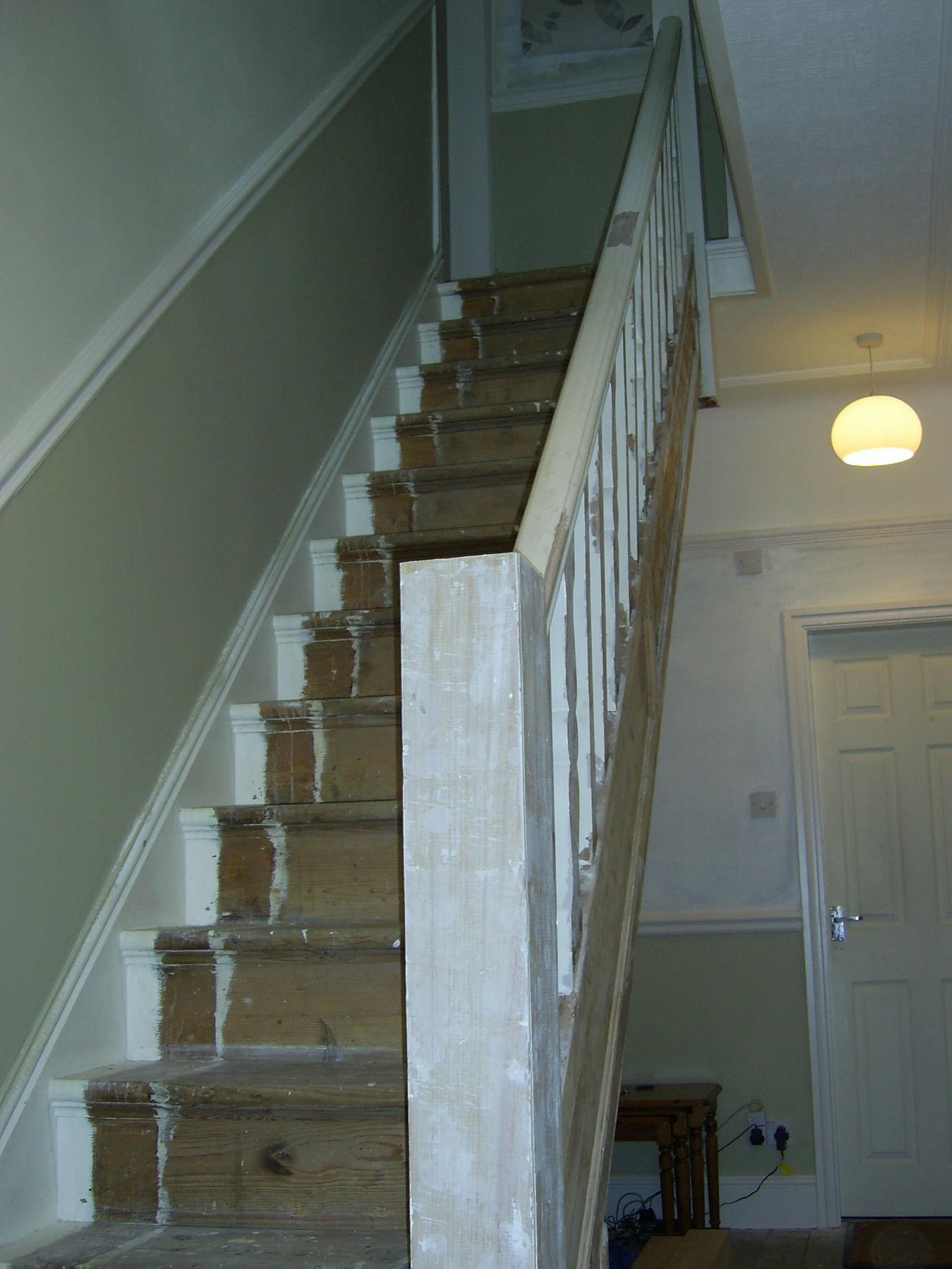Exceptionnel Bespoke Wooden Staircase Renovation